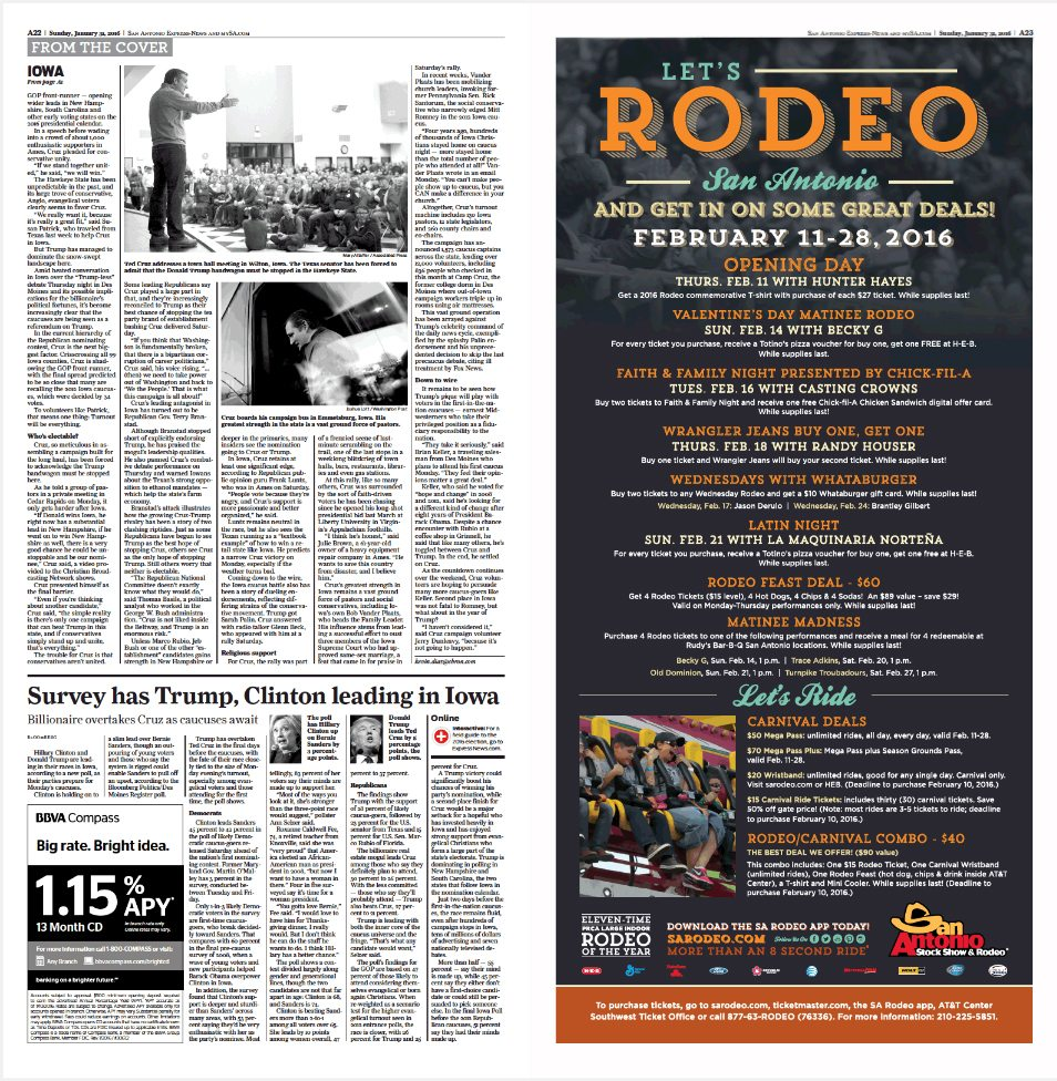 Rodeo Promo Ad