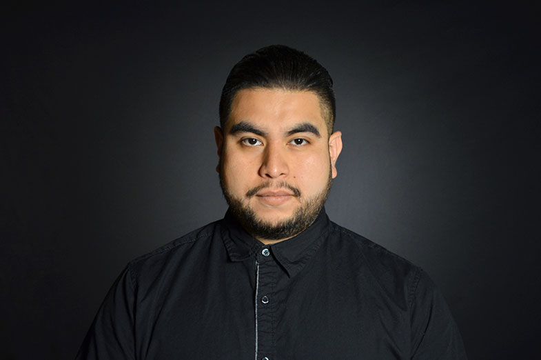 Eddie Juarez - Marketing Headshot