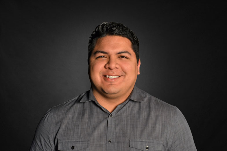 Josh Rodriguez Marketing Headshot