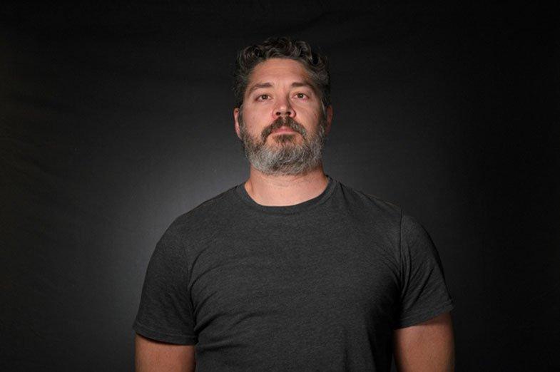 Rick Morrison - Production Artist Headshot